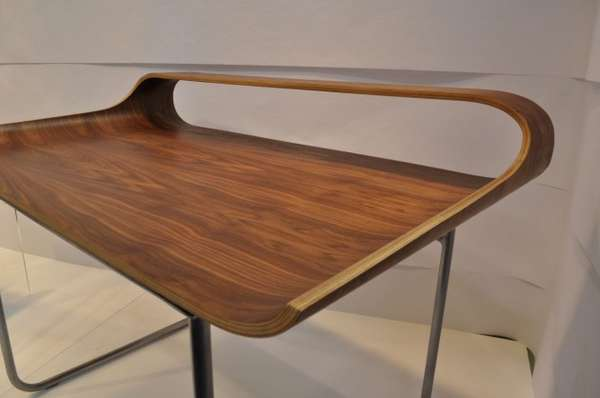 Rounded Edge Furniture Continue Desk
