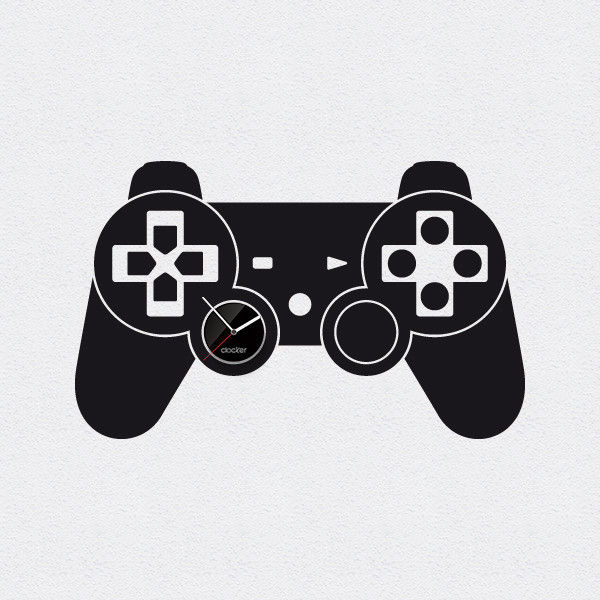 Gaming Controller Clocks