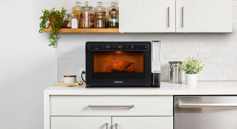 Combination Convection-Steam Ovens