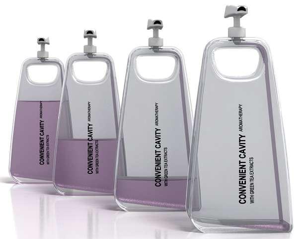 Holey Shampoo Bottles
