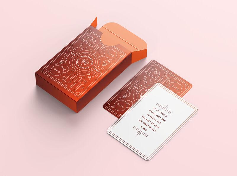 Dinnertime Conversation Cards