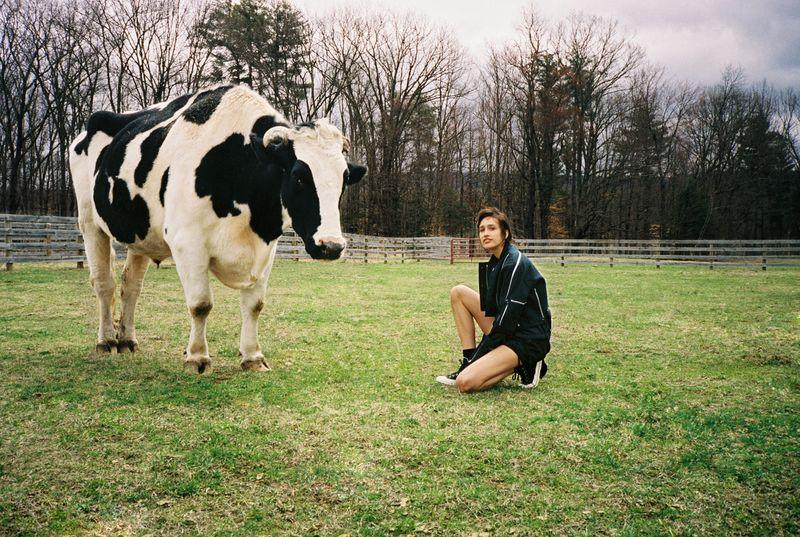 Animal Activist Shoe Editorials