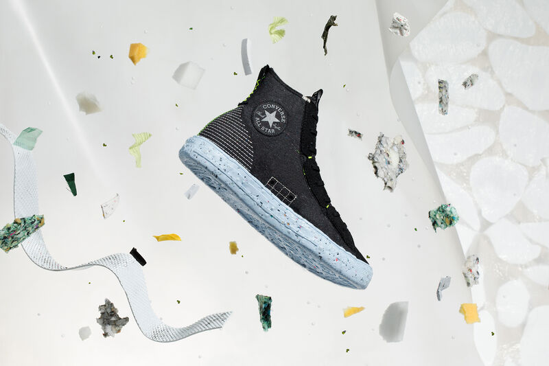 Recycled Material Sneakers