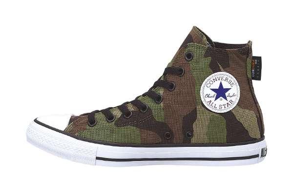 Military Designer Kicks   Converse Chuck Taylor Cordura e4dc7b2e65ee