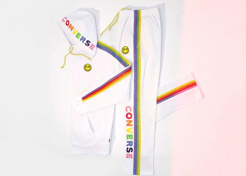 b9e640fb6896 Celebrity-Designed Pride Collections   converse pride