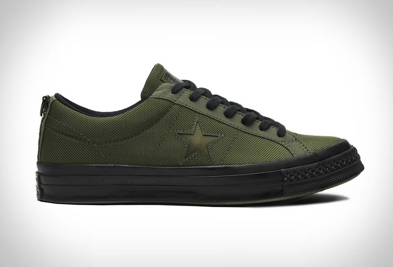 Durable Military Inspired Sneakers