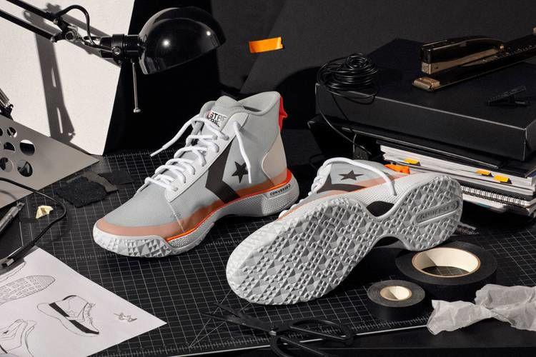 Discreet Multi-Terrain Sneakers