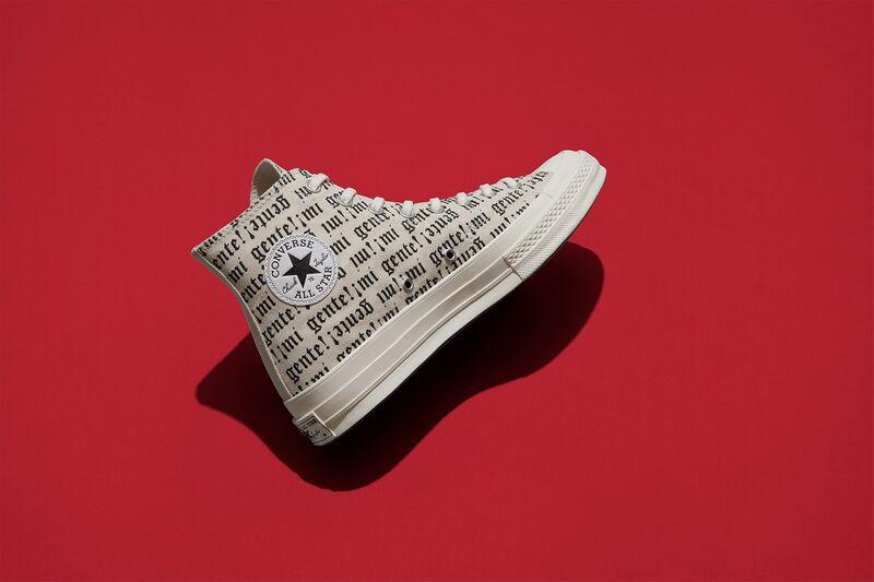 Latin-Inspired Shoe Capsules