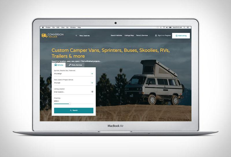 Custom Camper Van Marketplaces