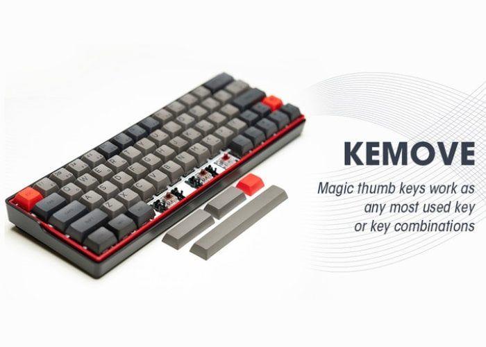 Customizable Mechanical Keyboards