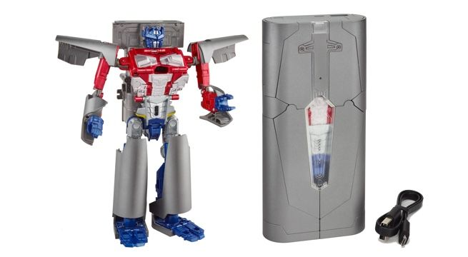 Transforming Toy Batteries