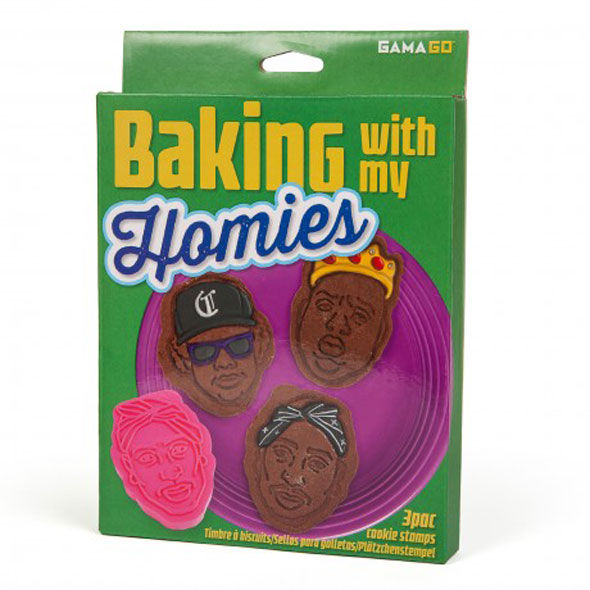 Gangster Cookie Cutters