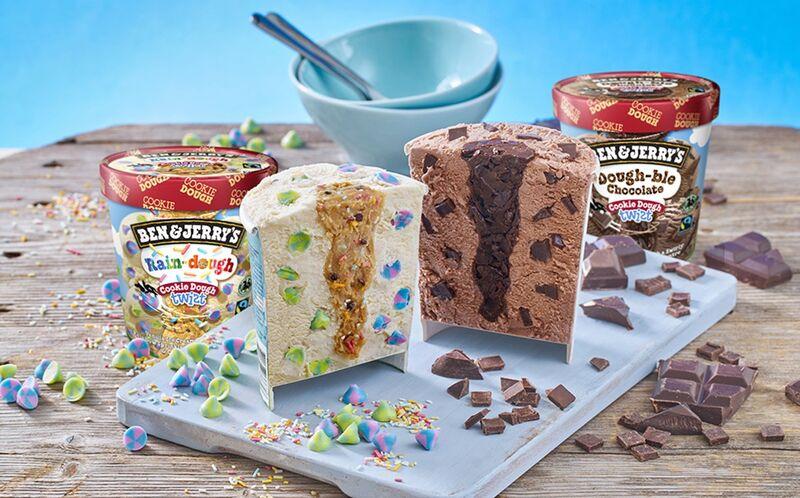 Dough Center Ice Creams