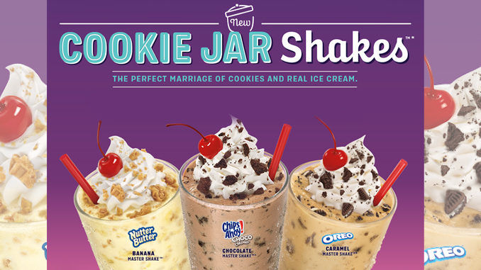 Blended Cookie-Based Drinks