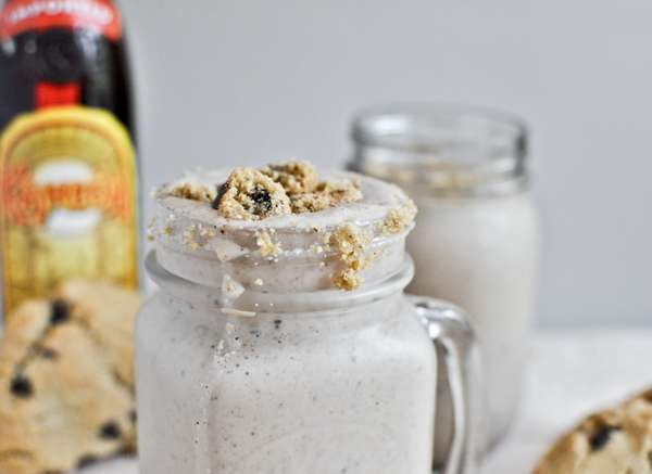 Sweet Coffee-Soaked Shakes