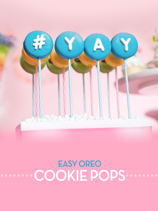 Decorative Cookie Pops
