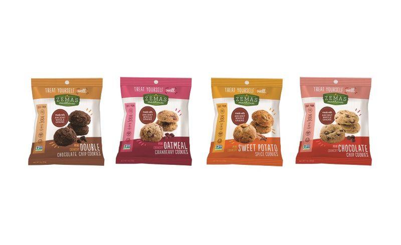 Single-Serve Cookie Packs
