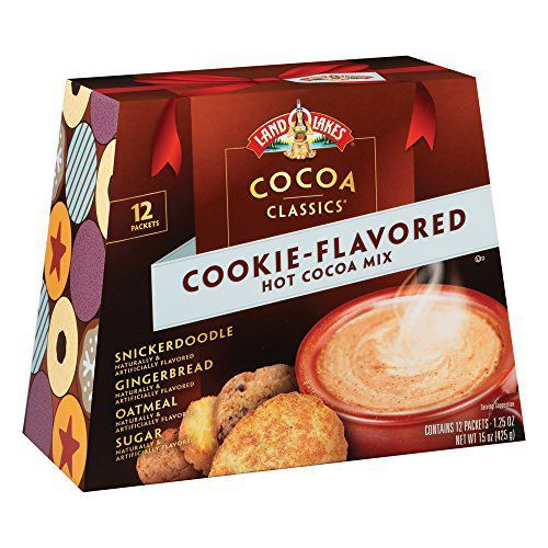 Cookie-Flavored Hot Cocoas