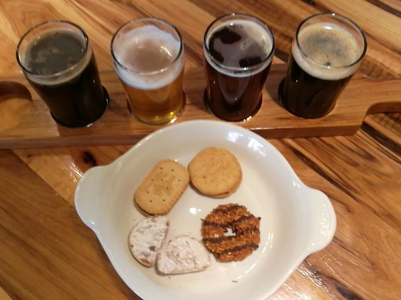 Brewery Cookie Tastings