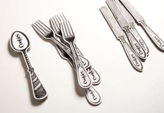 Cutlery Company Branding