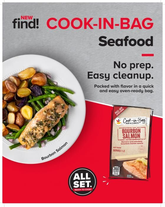 Convenient No-Cleanup Meal Kits