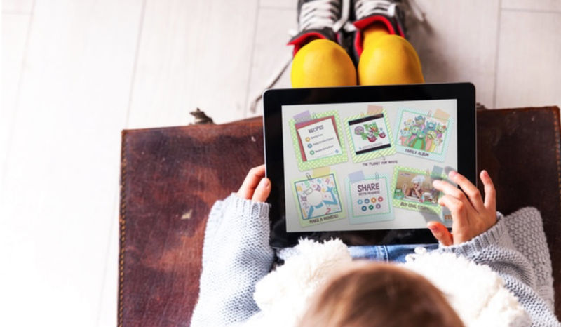 Children's Cooking Apps
