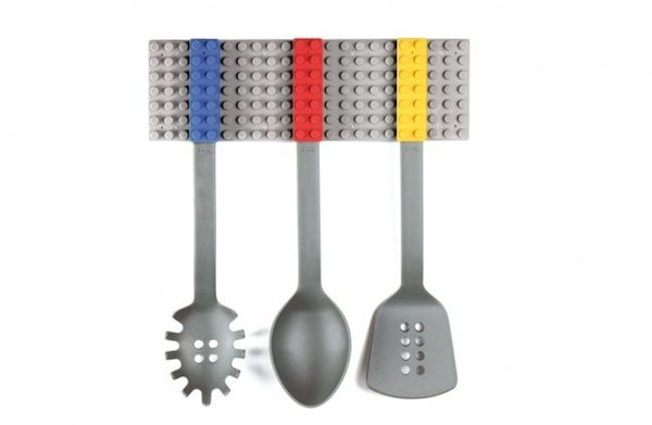 Stackable LEGO Utensils