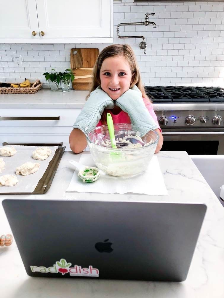 Virtual Cooking Camps