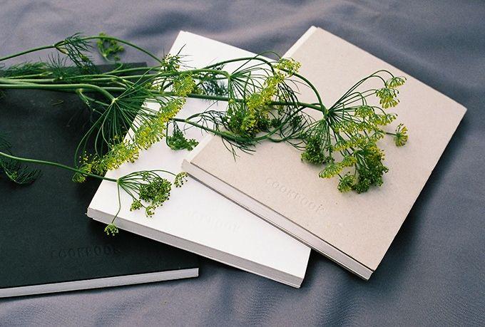 Customizable Cooking Journals