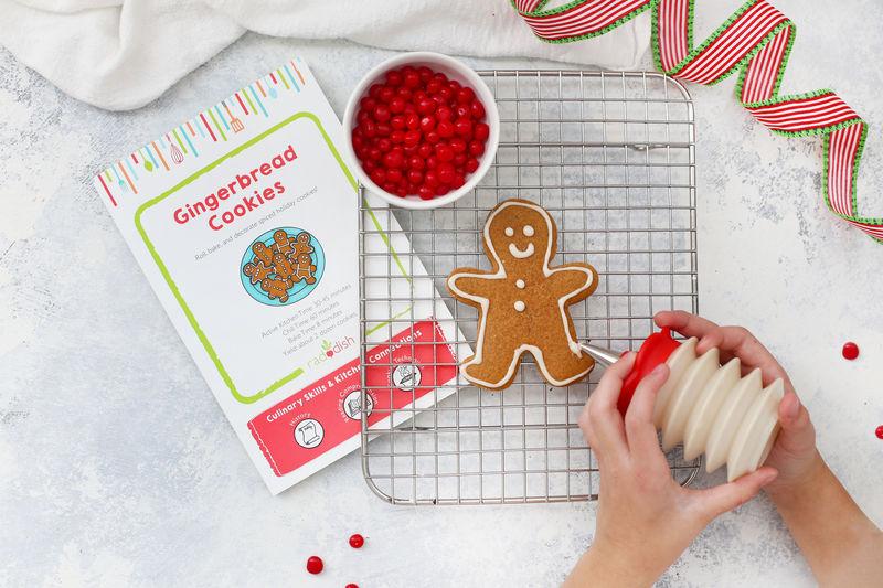 Festive Kid-Friendly Cooking Kits