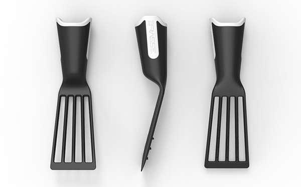 Finger-Sleeved Kitchen Tools