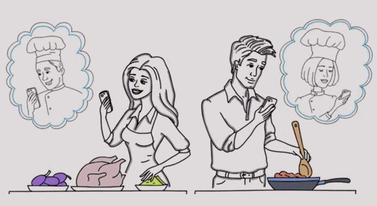 Video Cooking Tip Platforms