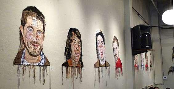 Yarn Portraits