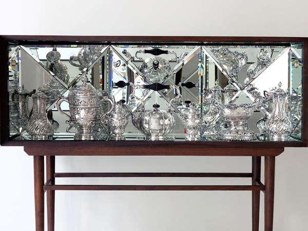 radical kaleidoscopic decor : cool home decor