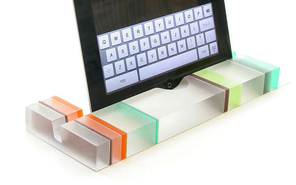 Glossy Tablet Mounts