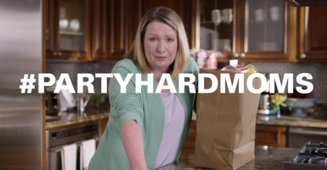 Cool Mom Ad Campaigns