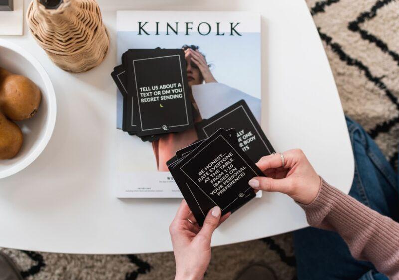 Interactive Adult Card Decks