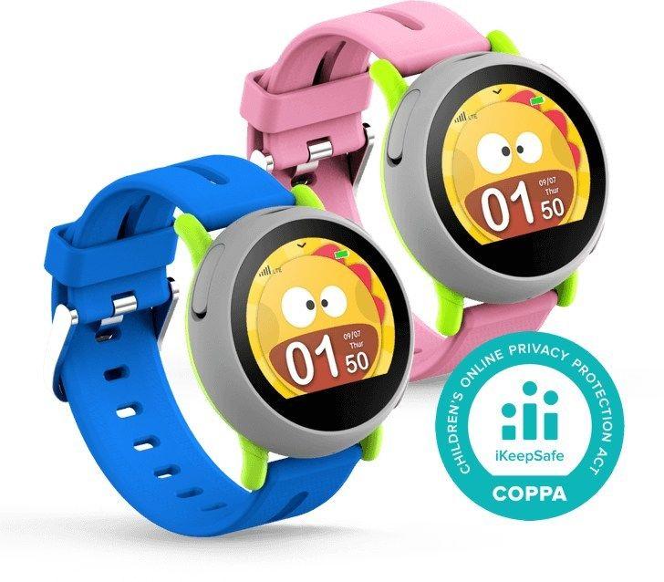 Communicative Child Smartwatches