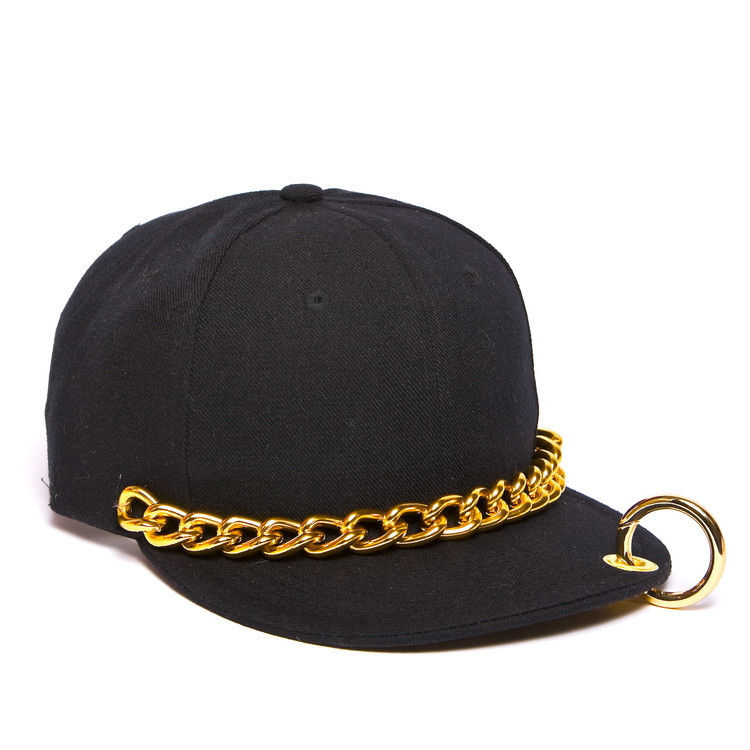 Pierced Baseball Caps