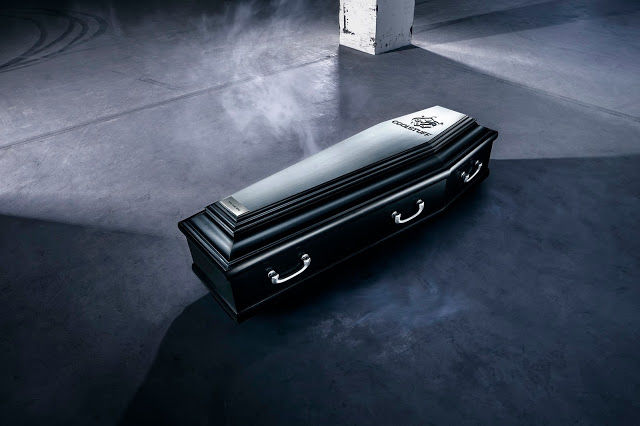 Morbid Delivery Coffins