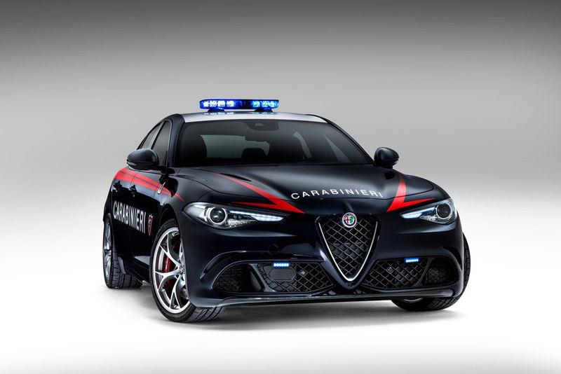 Luxe Police Autos
