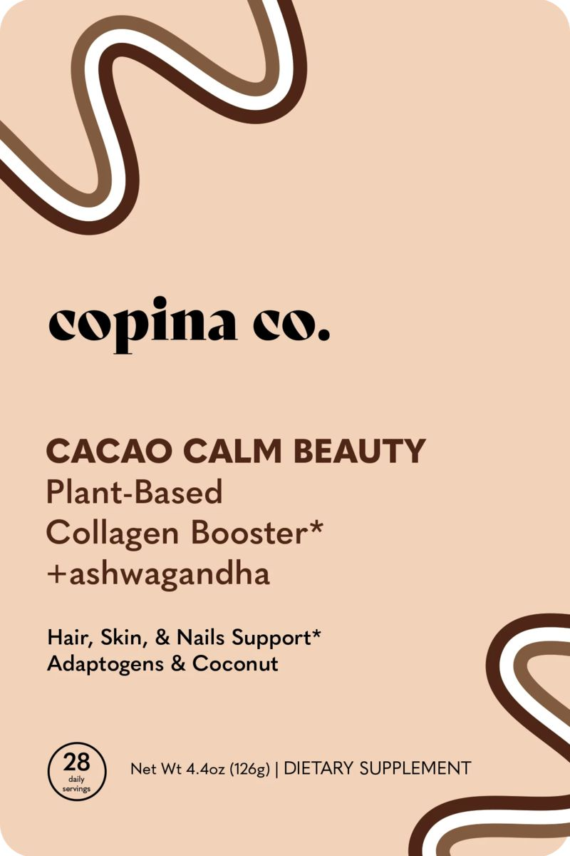Plant-Based Collagen Powders