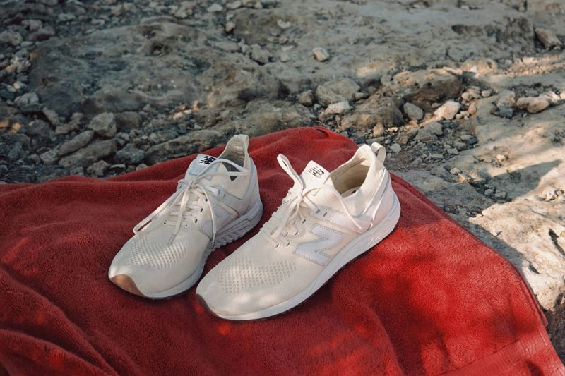 European Summer-Inspired Sneakers