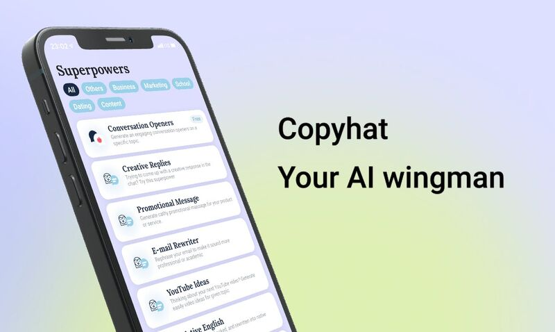 AI Wingman Apps