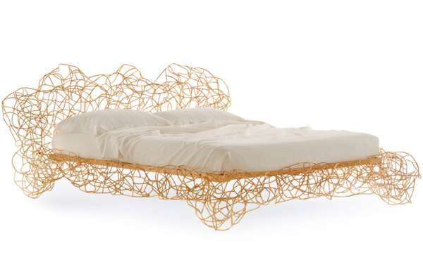 Woven Wire Bed Furniture