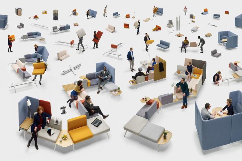 Transformative Office Furniture