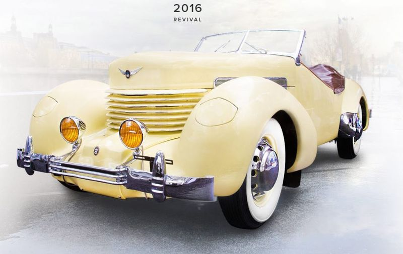 Resurgent Historic Car Brands