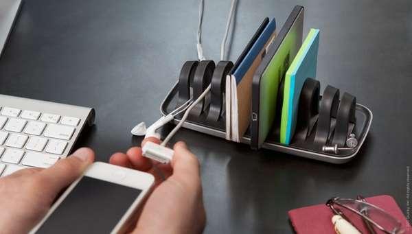 Desktop Gadget Organizers