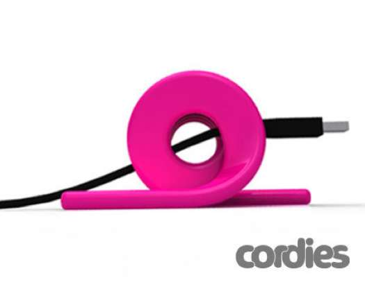 Quirky Cord Management