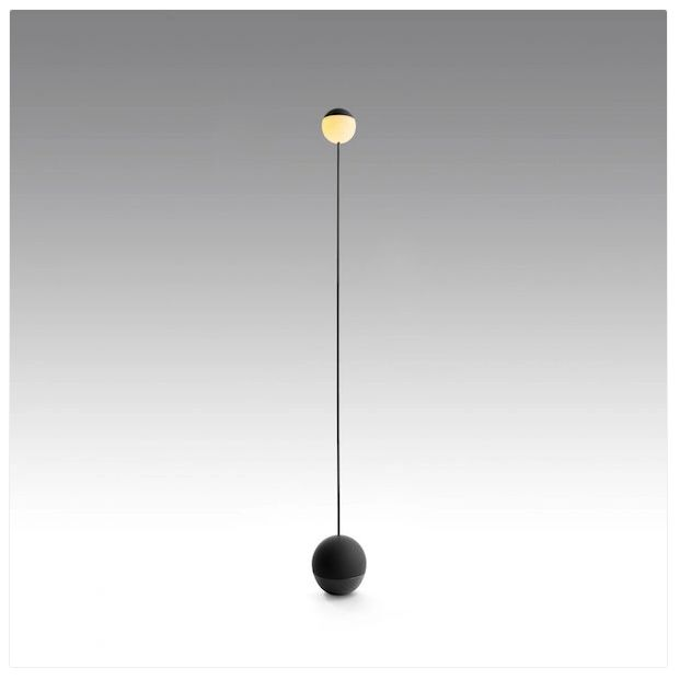 Playful Upright Lighting